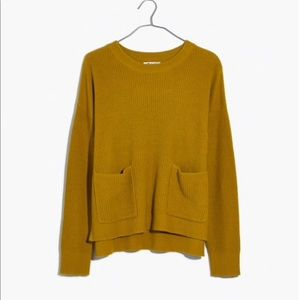 Sweaters - Madewell Patch Pocket Pullover Sweater